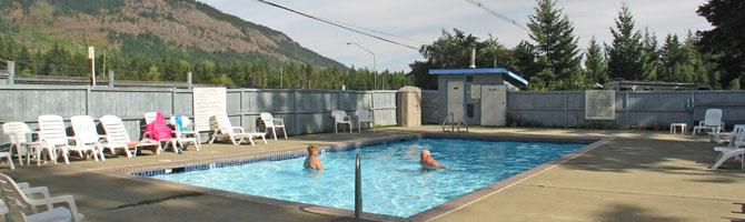 Lake Easton RV Resort, RV Park Camping Easton, Washington ...